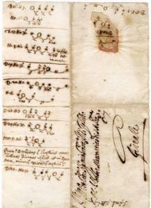 Galileo Galilei Notes on the Satellites of Jupiter, 14–25 January 1611