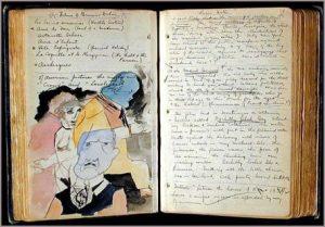 Henry Miller's, Paris Notebook