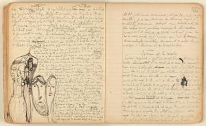 Marcel Proust ( manuscript )