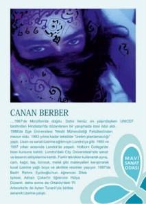 Mavi-Sanat-afiÅŸ-Canan