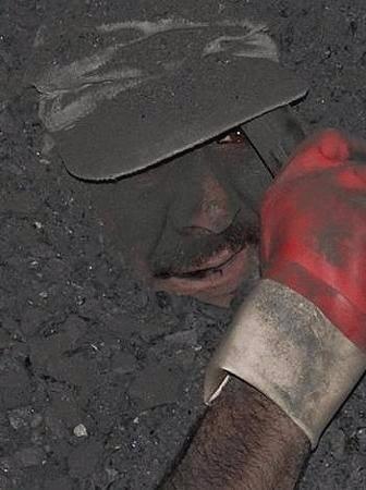 madenci ve kömür